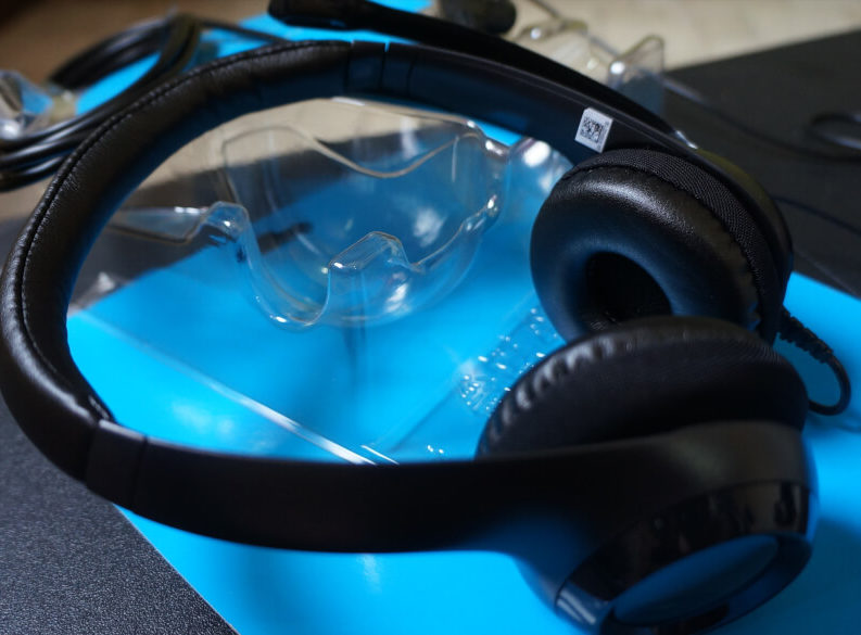 Logitech H390 USB Headset Noise Cancelling